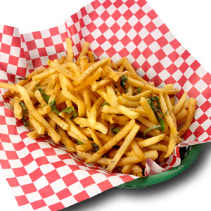 Basket of Italian Fries