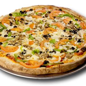 Veggie Delight Pie