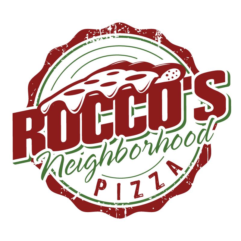 Rocco's Neighborhood Pizza Logo